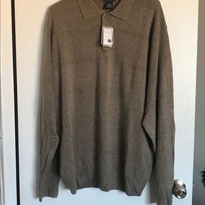 Dockers Men's Sweater - Size XXL